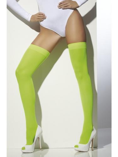 Stockings Neon Green Thumbnail 1