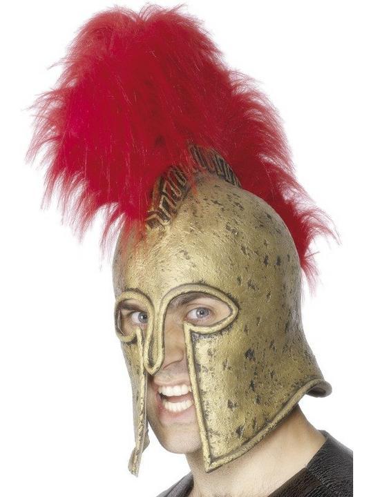 Greek Helmet Thumbnail 1