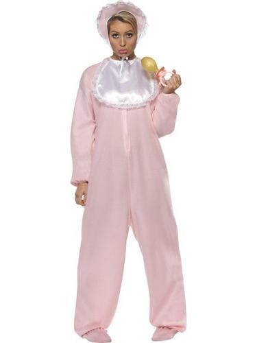Adult Baby Fancy Dress Costume Thumbnail 1