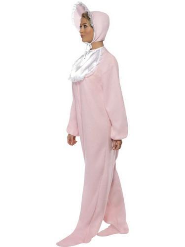 Adult Baby Fancy Dress Costume Thumbnail 2