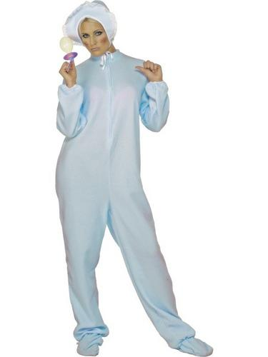 Adult Baby Fancy Dress Costume Thumbnail 3