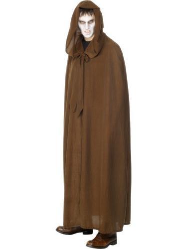 Brown Cloak Thumbnail 1