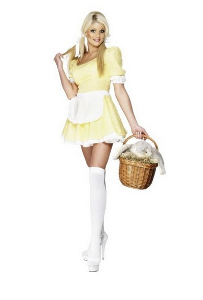 Country Girl Costume Thumbnail 1