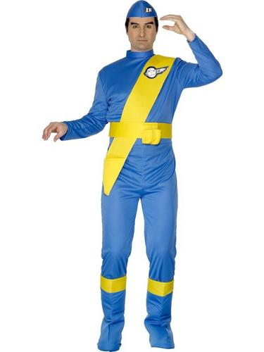 Thunderbirds Virgil Fancy Dress Costume Thumbnail 1