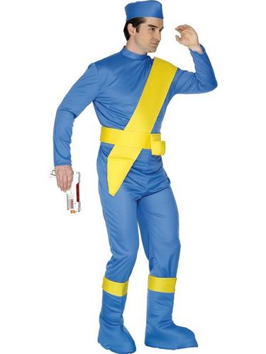 Thunderbirds Virgil Fancy Dress Costume Thumbnail 2