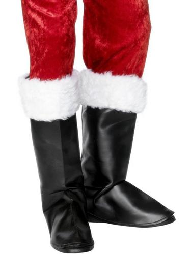 Santa Boot Covers Thumbnail 1