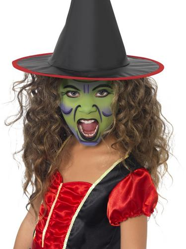 Witch, Aqua Face and Body Paint Kit Thumbnail 2