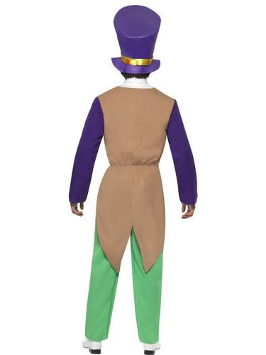 Mad Fancy Dress Hatter Fancy Dress Costume Thumbnail 2