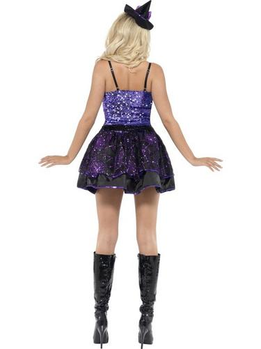 Witch Glimmer Fancy Dress Costume Thumbnail 3