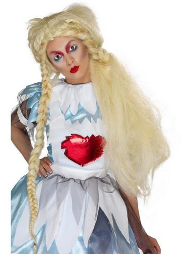 Alice in Blunderland Fancy Dress Wig Thumbnail 1
