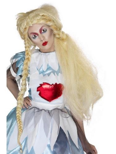 Alice in Blunderland Fancy Dress Wig Thumbnail 2