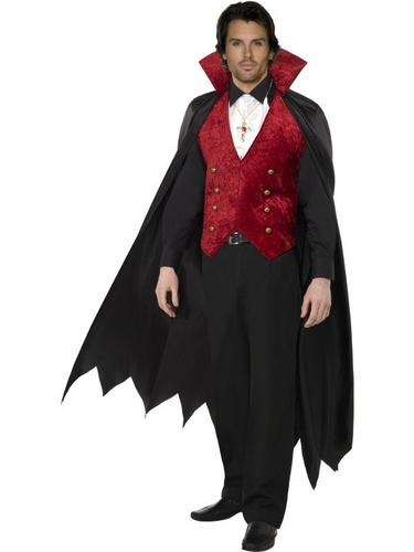 Vampire Fancy Dress Costume Thumbnail 2