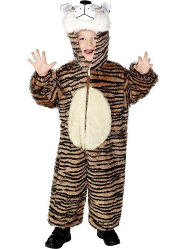 Tiger Fancy Dress Costume Thumbnail 1