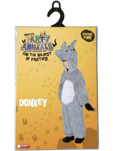 Donkey Fancy Dress Costume Thumbnail 2