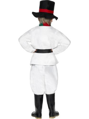 Snowboy Fancy Dress Costume Thumbnail 2