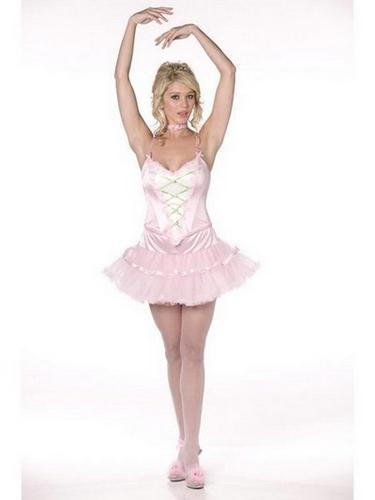 Ballerina Tu Tu Pink Thumbnail 1