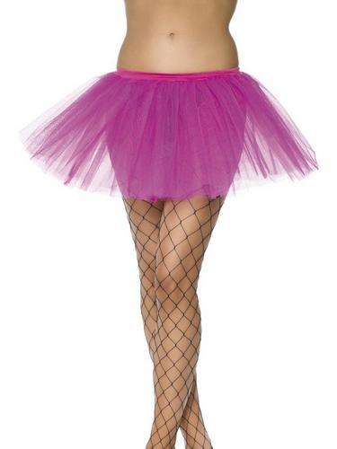 Tutu Underskirt Hot Pink Thumbnail 1