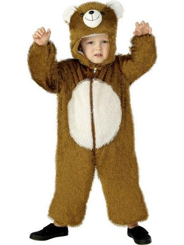 Bear Fancy Dress Costume Child Thumbnail 1