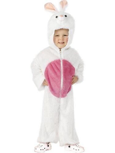 Bunny Fancy Dress Costume Child Thumbnail 1