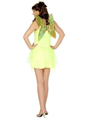 Mystical Fairy Fancy Dress Costume Thumbnail 3