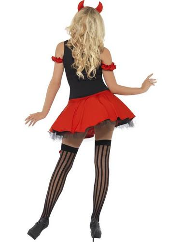 Wicked Devil Fancy Dress Costume Thumbnail 3