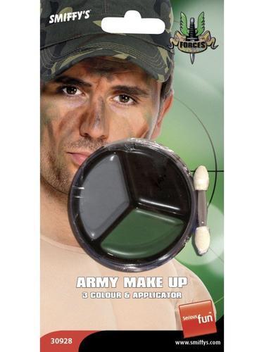 Army Make up Thumbnail 2