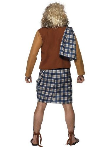 Brave Scotsman Fancy Dress Costume Thumbnail 2