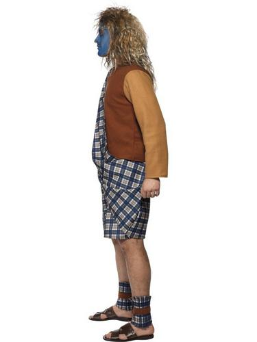 Brave Scotsman Fancy Dress Costume Thumbnail 3