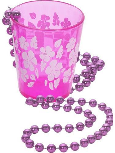 Shot Glass Hot Pink Thumbnail 2