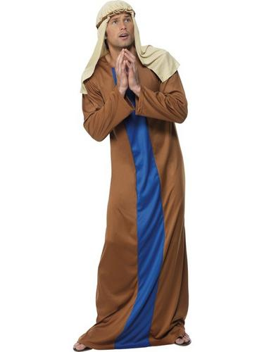 Adult Joseph Fancy Dress Costume Thumbnail 1