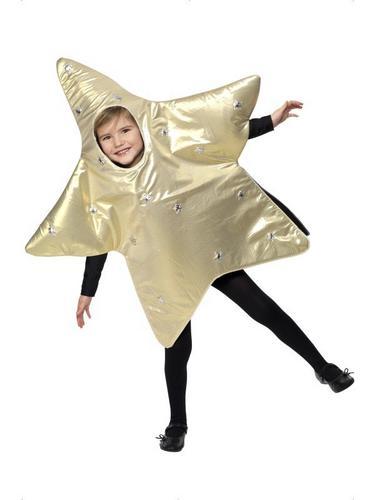 Christmas Star Fancy Dress Costume Thumbnail 1