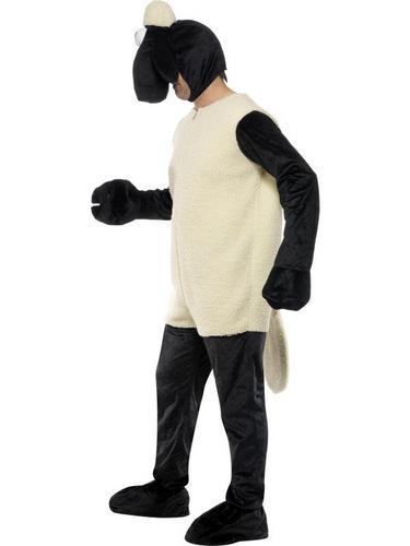 Shaun the Sheep Fancy Dress Costume Thumbnail 2