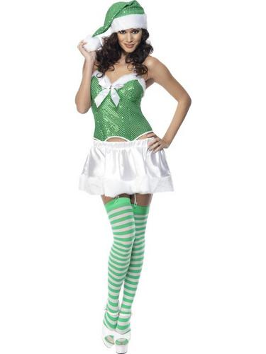 Holiday Cheer Fancy Dress Costume Thumbnail 2