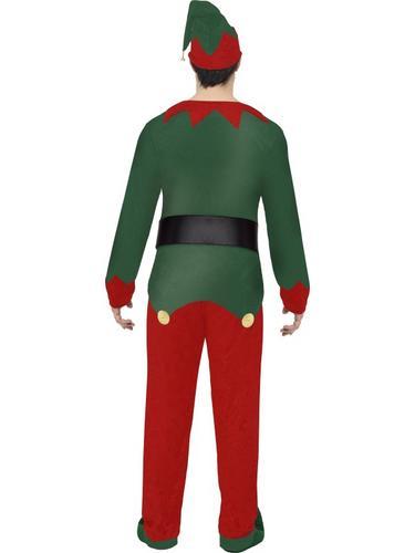 Elf Fancy Dress Costume Thumbnail 2