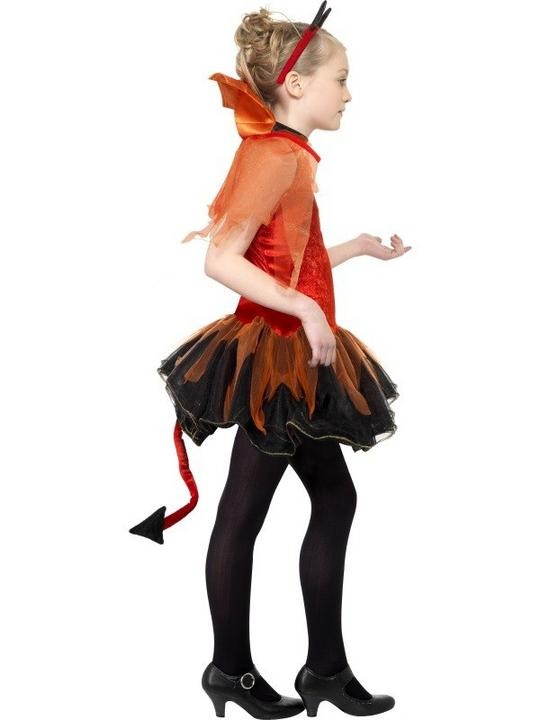 Devil Fancy Dress Costume Thumbnail 3