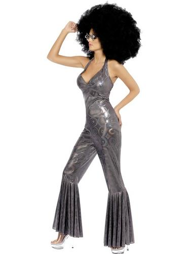 Disco DivaFancy Dress Costume Thumbnail 3