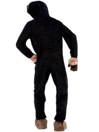 Gorilla Fancy Dress Costume Thumbnail 2