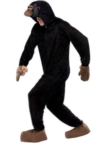 Gorilla Fancy Dress Costume Thumbnail 3