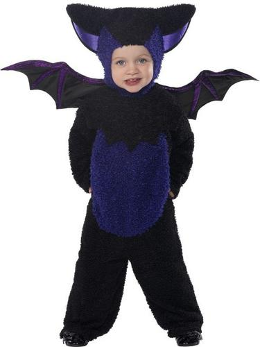 Toddler Bat Fancy Dress Costume Thumbnail 1