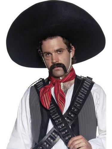 Mexican Bandit Sombrero Thumbnail 1