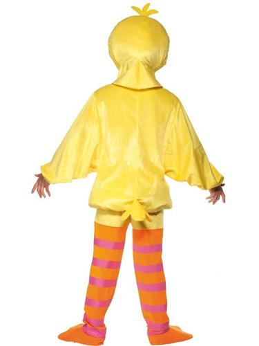 Sesame Street Big Bird Fancy Dress Costume Thumbnail 2