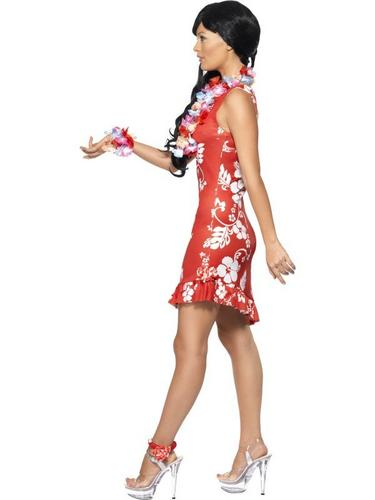 Hawaiian Beauty Fancy Dress Costume Thumbnail 3
