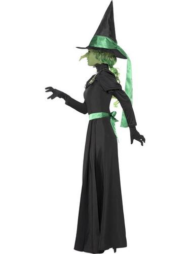 Wicked Witch Fancy Dress Costume Thumbnail 3