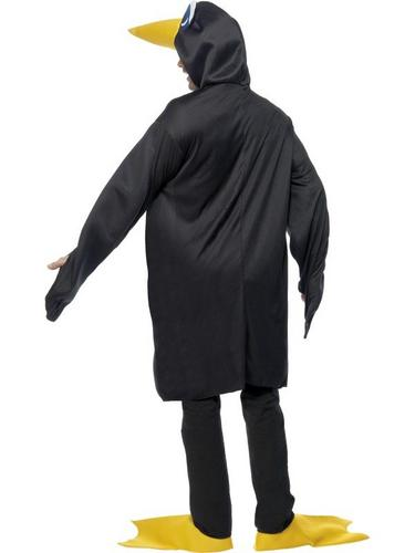 Adult Penguin Fancy Dress Costume Thumbnail 3
