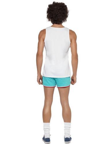 118118 Male Runner Fancy Dress Costume Thumbnail 2