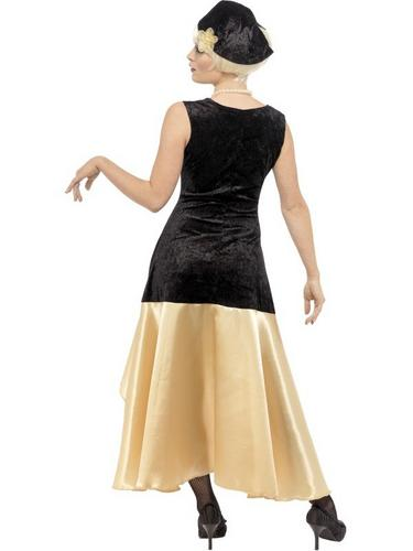 1920s Gatsby Girl Fancy Dress Costume Thumbnail 2