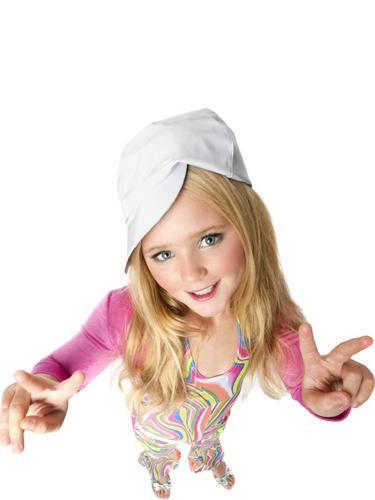 Kids Groovy Glam Fancy Dress Costume Thumbnail 2