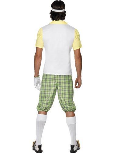 Gone Golfing Fancy Dress Costume Thumbnail 2