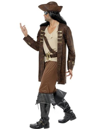 Buccaneer Fancy Dress Costume Thumbnail 3