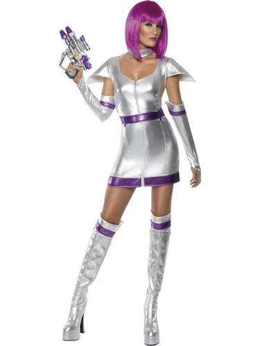 Space Cadet Fancy Dress Costume Thumbnail 2
